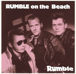 Rumble On The Beach Rumble - 10inch Purple Vinyl