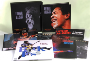 Luther Allison A Legend Never Dies - Essential Recordings 1976 - 1997