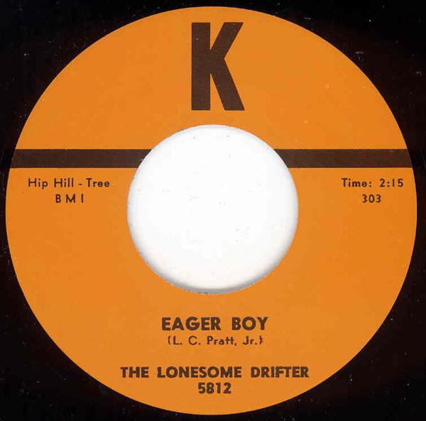 Eager Boy - Tear Drop Valley (7inch, 45rpm)