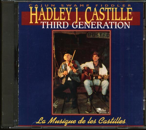 La Musique De Les Castilles (CD)