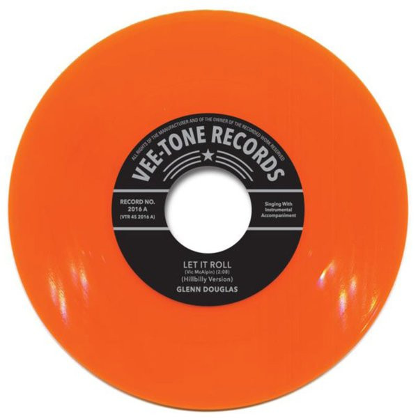 Let It Roll (7inch, 45rpm, Ltd.)