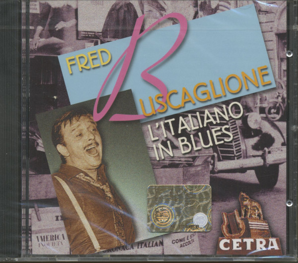 L'Italiano In Blues (CD)