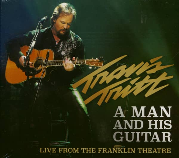 A Man And His Guitar - Live From The Franklin Theatre (2-CD)