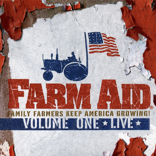 Farm Aid Volume One - Live 2-CD
