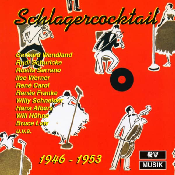 Schlagercocktail 1946-1953 2-CD