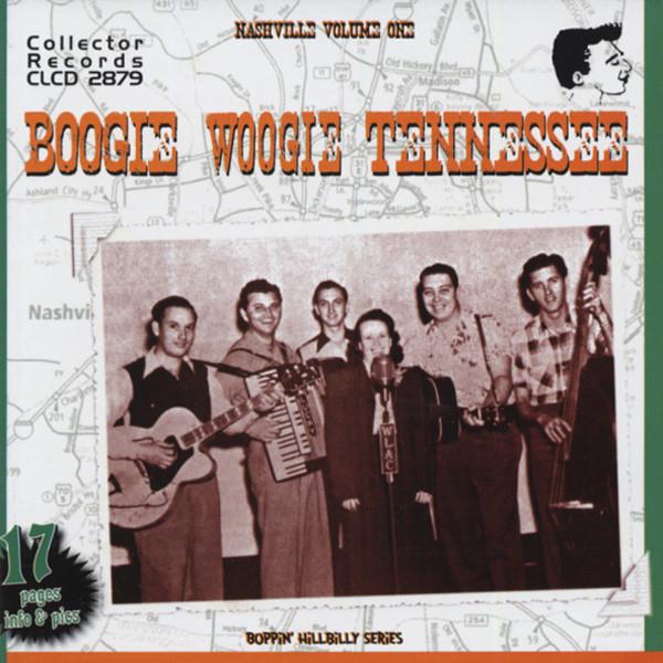 Boogie Woogie Tennessee - Nashville Vol.1