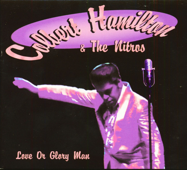 Love Or Glory Man (CD)