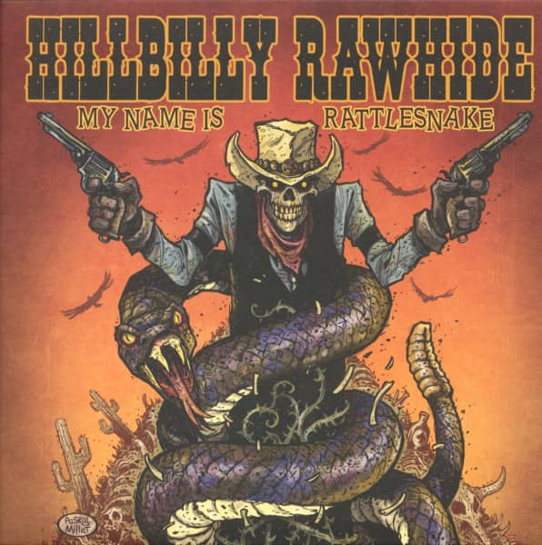 My Name Is Rattlesnake (LP)