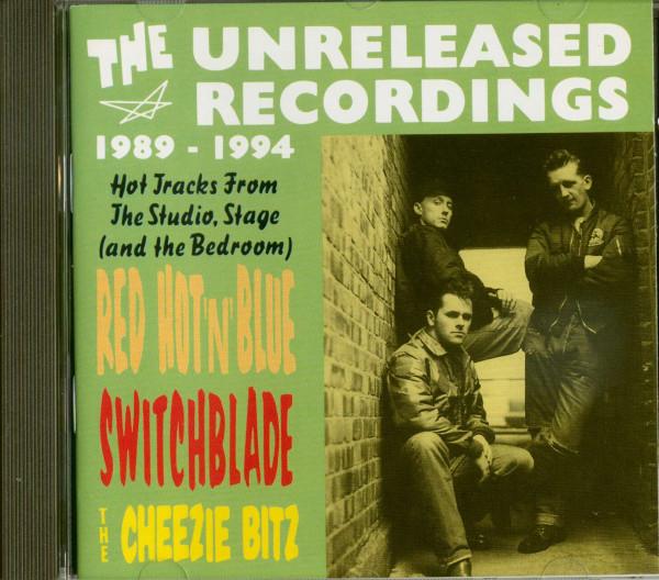The Unreleased Recordings 1989-1994