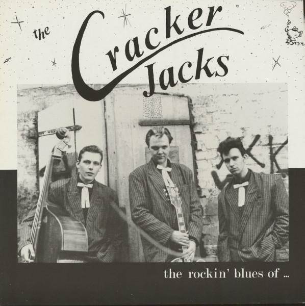 The Rockin Blues Of The Cracker Jacks (LP, Maxi, 45rpm)