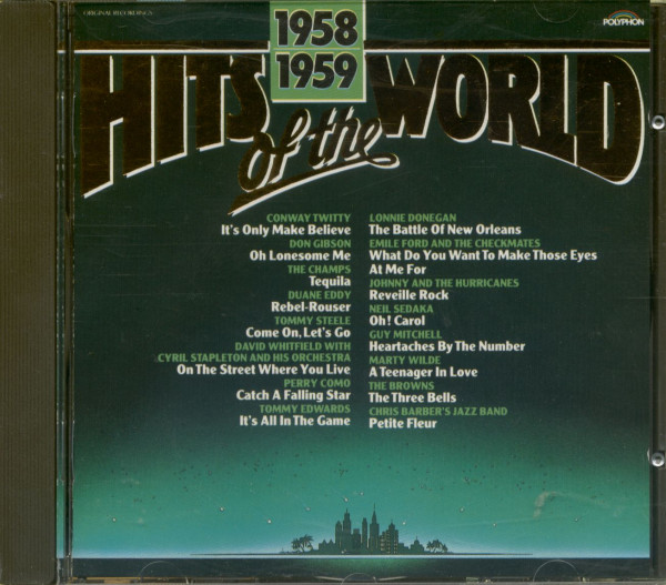 1958-59, Hits Of The World