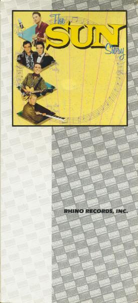 The Sun Story (CD)