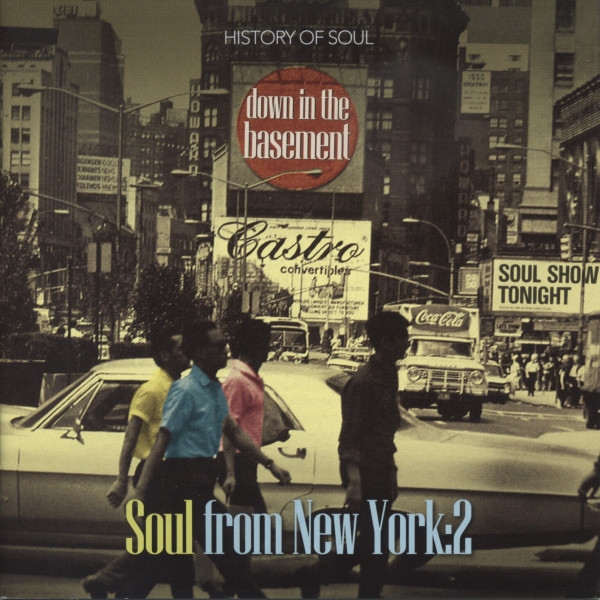 Down In The Basement - Soul From New York Vol.2 (2-CD)