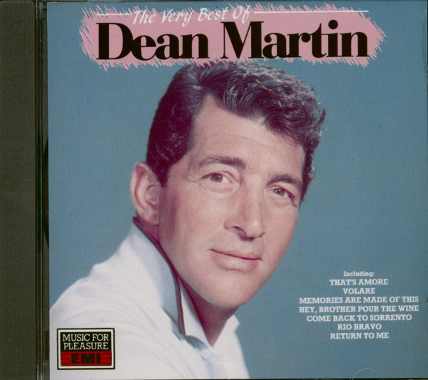 The Very Best Of Dean Martin (CD)