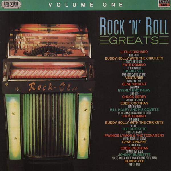 Rock & Roll Greats, Vol.1 (LP)