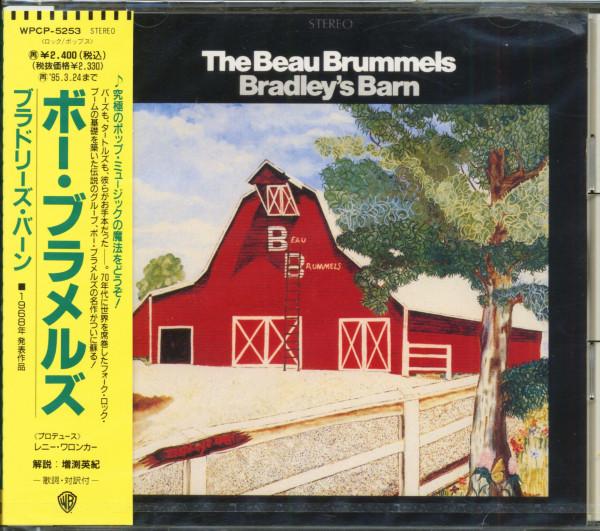 Bradley's Barn (CD, Japan)