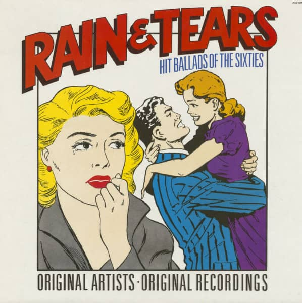 Rain And Tears - Hit Ballads Of The Sixties (LP)