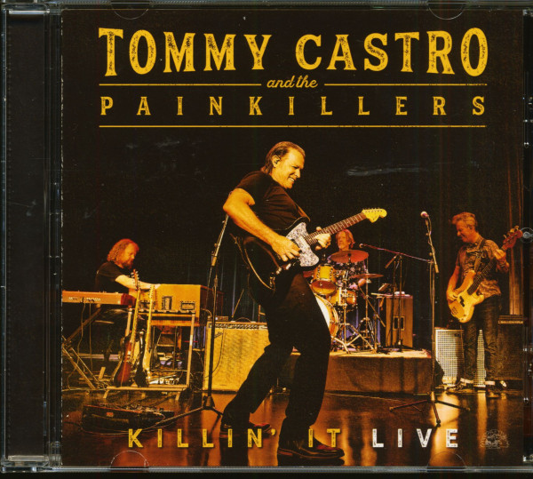 Killin' It Live (CD)
