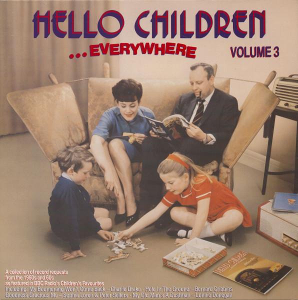 Hello Children...Everywhere Vol.3 (2-LP)