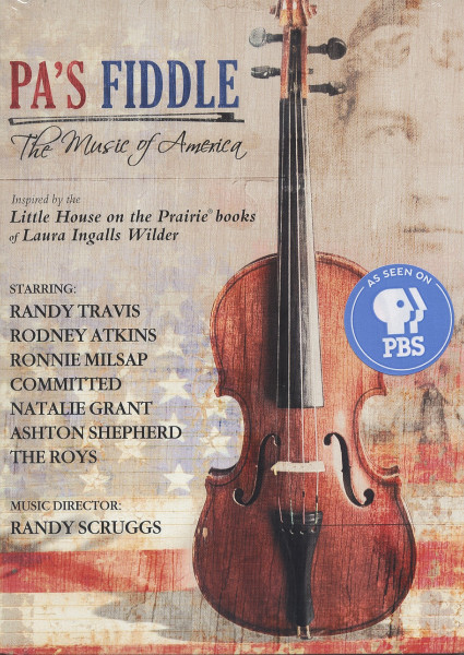 Pa's Fiddle: The Music Of America (PBS TV)