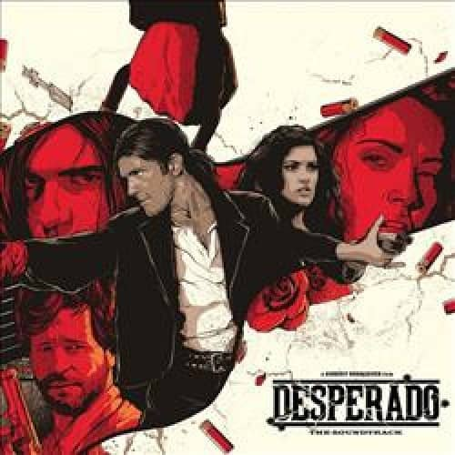 Desperado - The Soundtrack (2-LP, Blood & Gunpowder Vinyl, Ltd.)