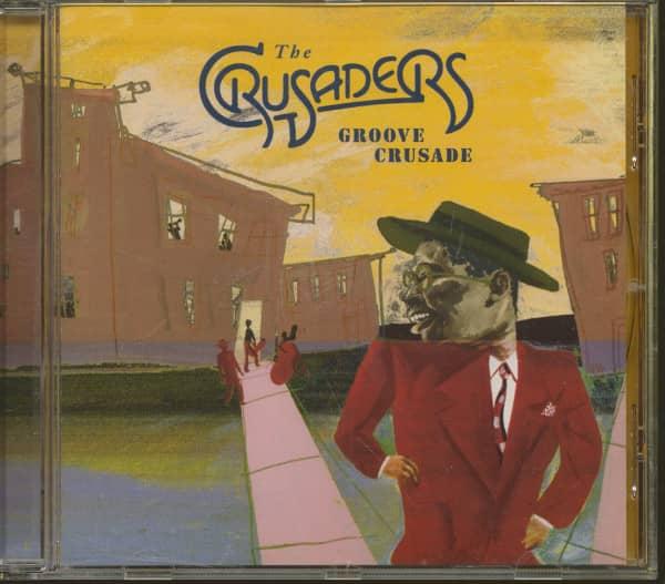Groove Crusade 1970-76 (CD)