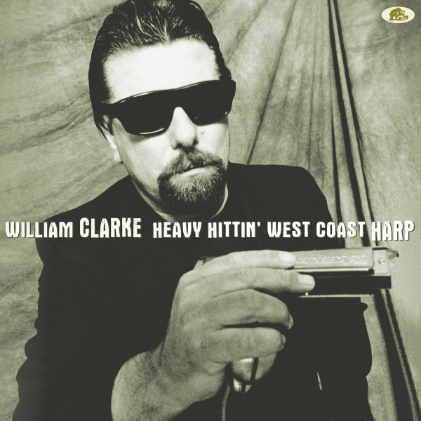 Heavy Hittin' West Coast Harp (LP, 180gram Vinyl)