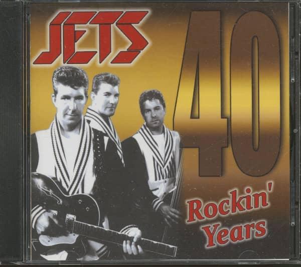 40 Rockin' Years (CD)