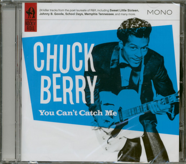 You Can't Catch Me (CD)