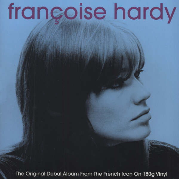 Francoise Hardy - Debut Album 1962 (180g Vinyl-LP)