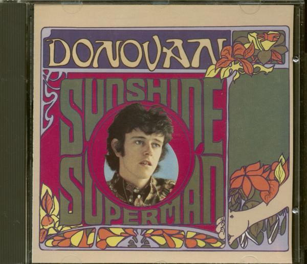 Sunshine Superman (CD)