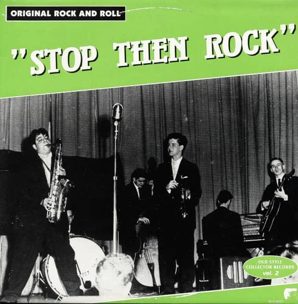 Stop Then Rock (LP)