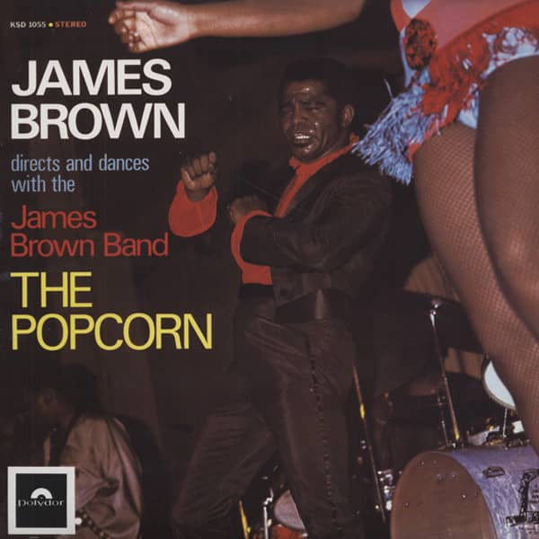 The Popcorn (James Brown Band)