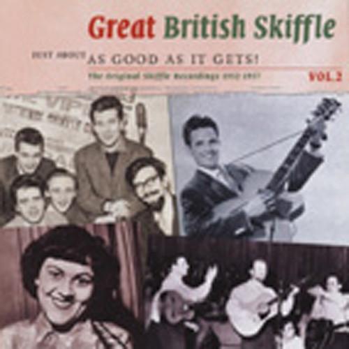 Vol.2, Skiffle - As Good As It Gets (2-CD)