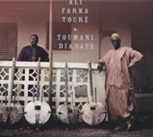 Ali Farka Toure - Toumani Diabate
