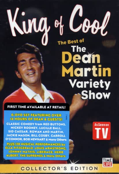 The King Of Cool- Variety Show (6-DVD) Ltd.