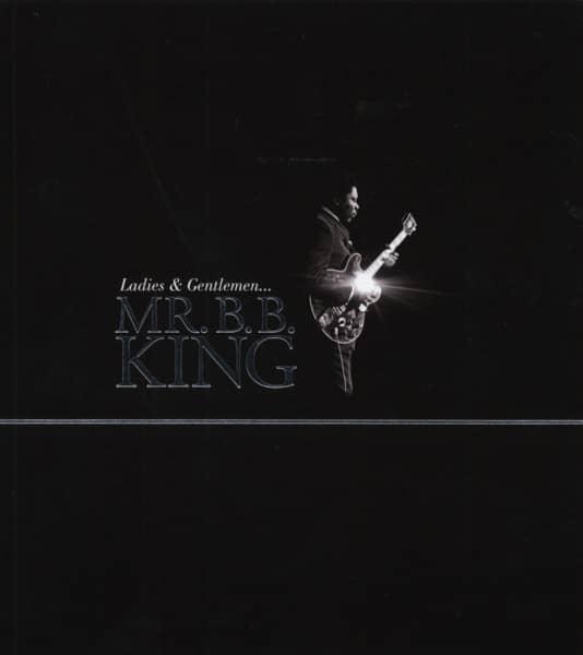 Mr. B.B. King (10-CD-Box)