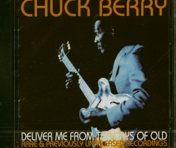Deliver Me From The Days Of Old - Rare Recordings (CD)
