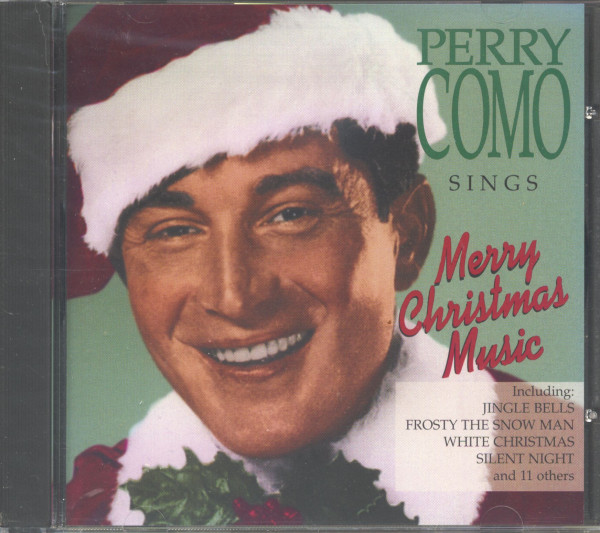 Perry Como Sings Merry Christmas Music (CD)