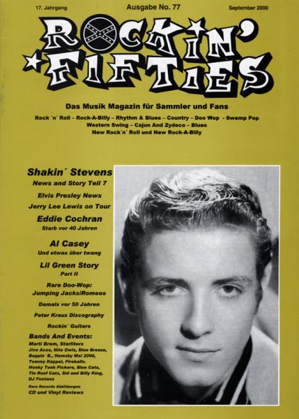 Nr. 77 - Musikmagazin September 2000