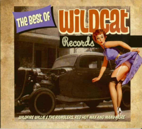 The Best Of Wildcat Records