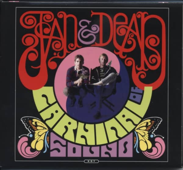Carnival Of Sound - plus Deluxe Edition - The Legendary Unissued Album (CD)