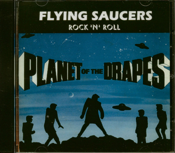Planet Of The Drapes (CD)