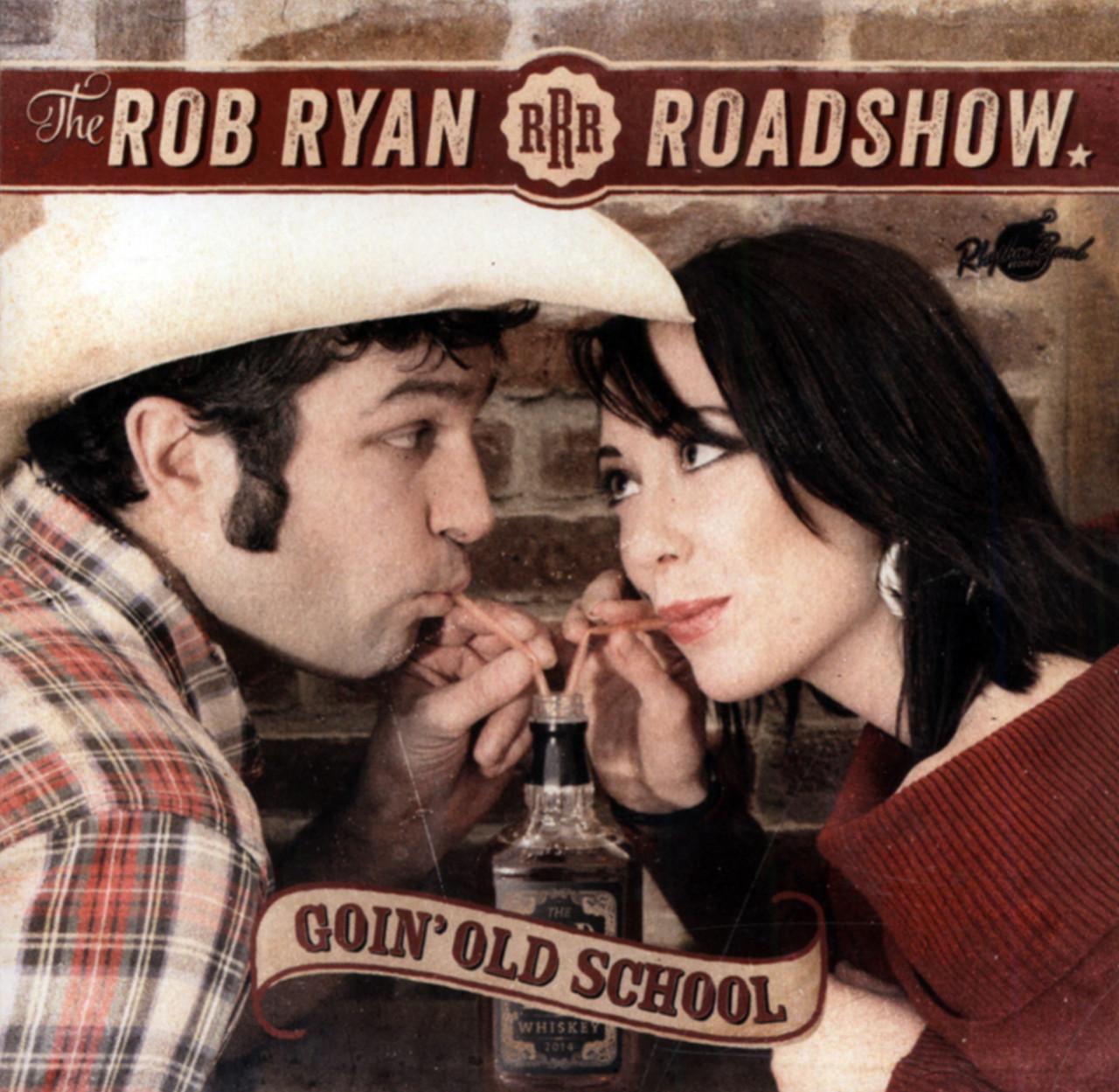 Rob Ryan - Goin´ Old School (2014)