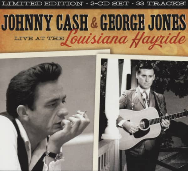 Live At The Louisiana Hayride (2-CD) Limited