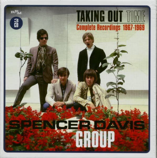Taking Out Time - Complete Recordings 1967-1969 (3-CD)