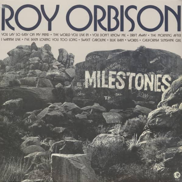 Milestones (LP, 180g Vinyl)