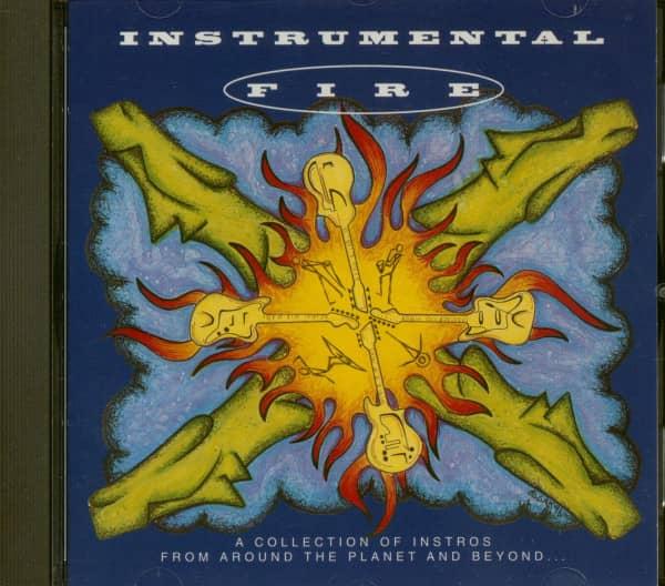 Instrumental Fire (CD)