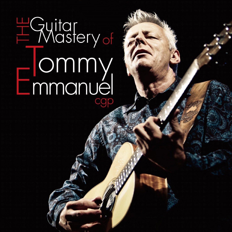 tommy emmanuel cd guitar mastery of tommy emmanuel 2 cd bear family records. Black Bedroom Furniture Sets. Home Design Ideas