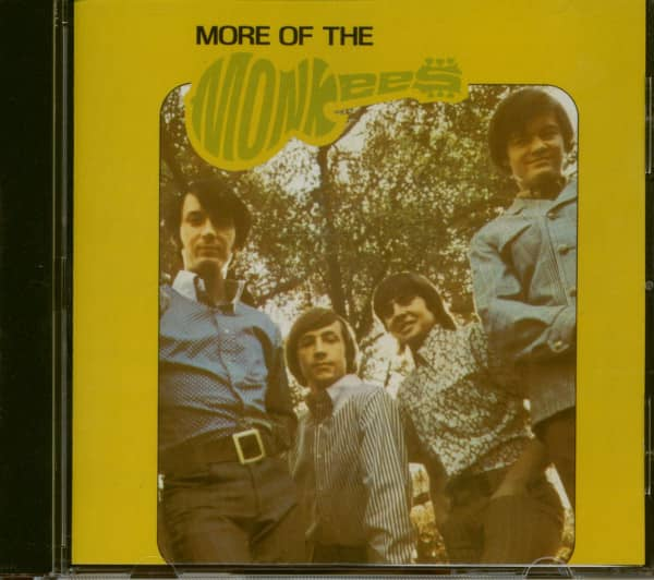 More Of The Monkees (CD)